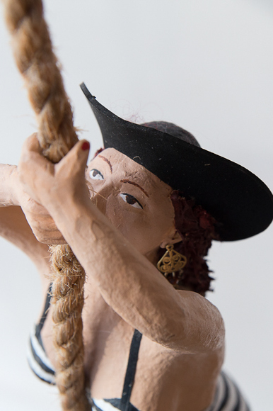Piratin Pappmaché